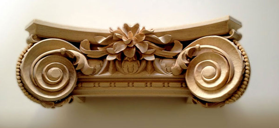 architectural wood carving - Decorative Wood