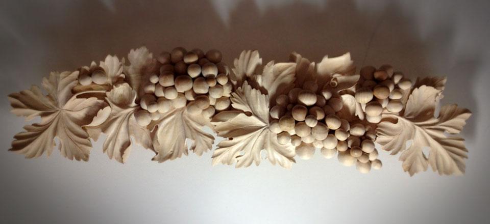 Custom Wood Carving By Master Wood Carver Alexander