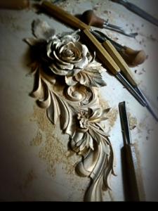 Foliage Carving