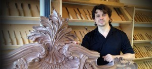 Review of Wood Carving Work of Alexander GRabovetskiy