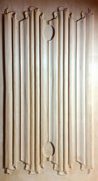 Linenfold Panels Hand Carved